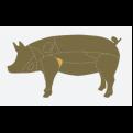 Aljomar Iberico Pork Secreto / Shoulder Meat