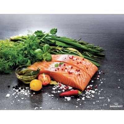 Bakkafrost Fresh Salmon portion-fillet