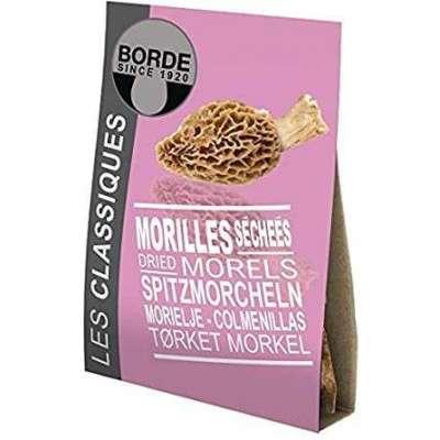 Borde Morilles / Morels dried mushroom