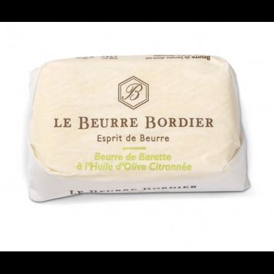 Pre-Order: Le Beurre Bordier Lemon Oil Butter