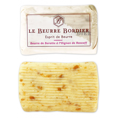 Le Beurre Bordier Roscoff Onion Butter