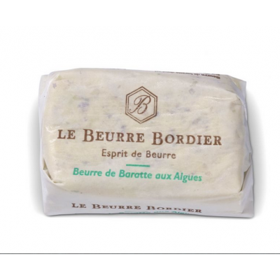 Pre-Order: Le Beurre Bordier Seaweed Butter