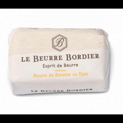 Pre-Order: Le Beurre Bordier Yuzu Butter