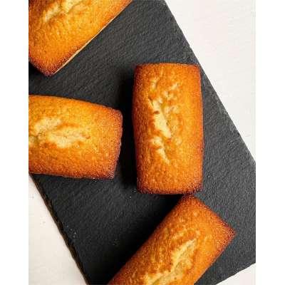 Bordier Financier Cake