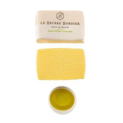 Le Beurre Bordier Lemon Oil Butter
