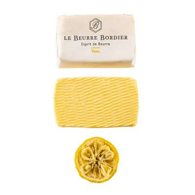 Le Beurre Bordier Yuzu Butter