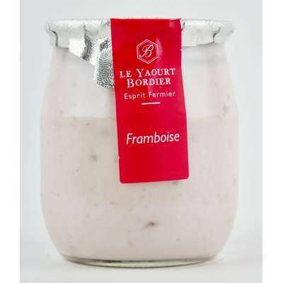 Pre-Order: Le Yaourt Bordier Framboises / Raspberry