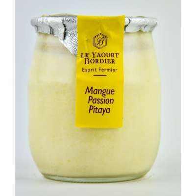 Pre-Order: Le Yaourt Bordier Mangue Passion / Mango Passion fruit