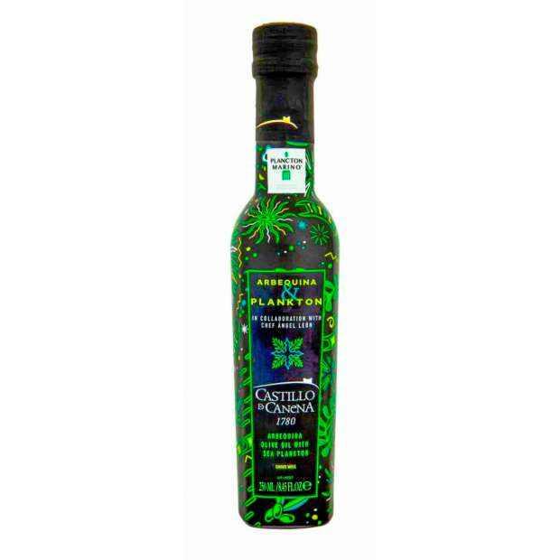 Castillo de Canena Extra Virgin Olive Oil Phytoplankton