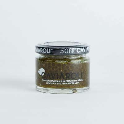 Caviaroli Extra Virgin Olive Oil & Basil