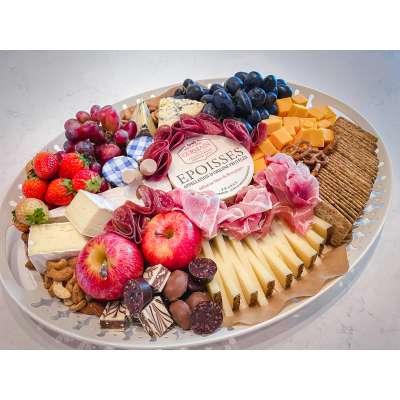 Bespoke Luxury Cheese Platter  8/10 pax