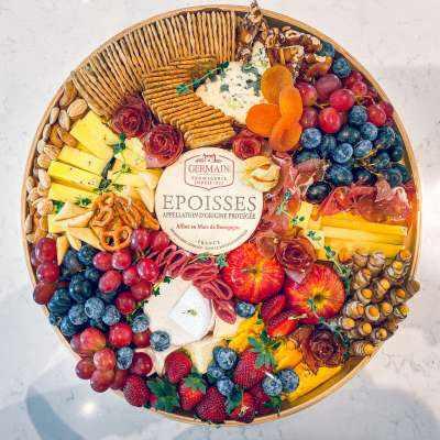 Bespoke Luxury Cheese Platter - 10 pax