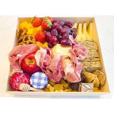 Luxury Cheese Platter - 3/4 pax