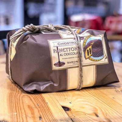 Chiostro Panettone Chocolate