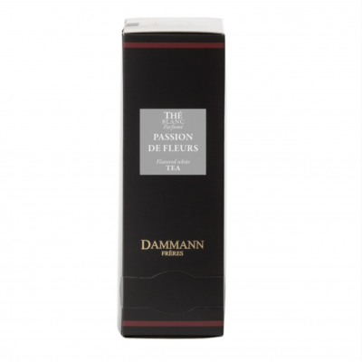 Dammann White Tea Passion de Fleurs