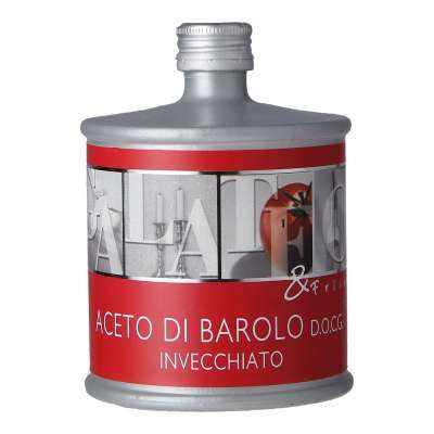 Galateo Barolo Red Wine Vinegar DOCG Aged