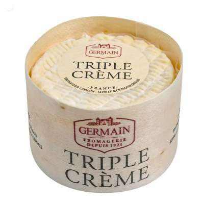 Triple Creme  AOP Cheese