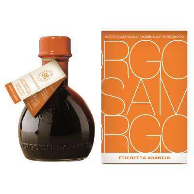 Il Borgo Balsamic Vinegar of Modena IGP – Orange – 65 brix