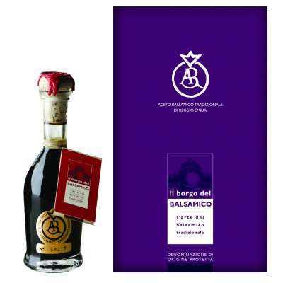 Il Borgo Traditional Balsamic Vinegar Di R. Emilia Gold