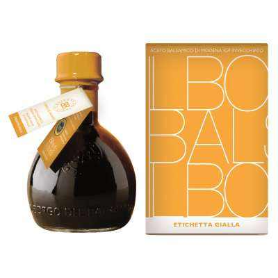 Il Borgo Balsamic Vinegar of Modena IGP – Yellow – 50 brix
