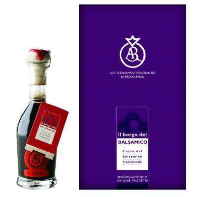 Il Borgo Traditional Balsamic Vinegar Di R. Emilia  Aragosta