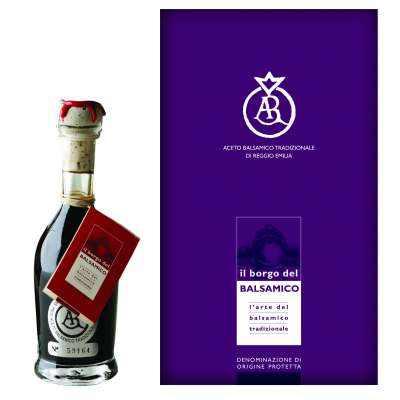 Il Borgo Traditional Balsamic Vinegar Di R. Emilia Silver