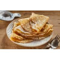 Le Monde des Crepes Homemade Butter Crepes