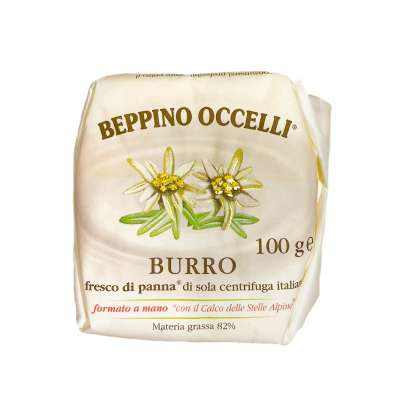 Pre-Order: Beppino Occelli Unsalted Butter