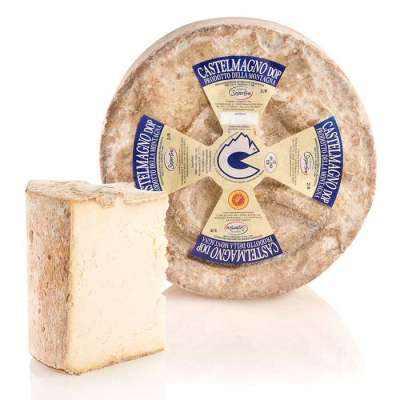 Castelmagno di Alpeggio DOP Cheese
