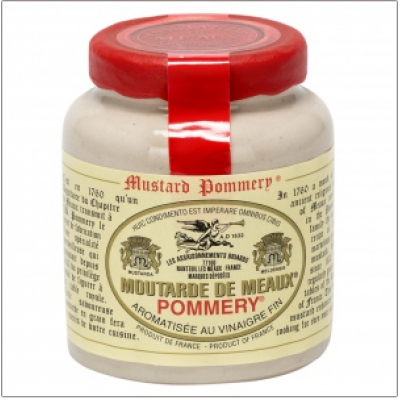 Pommery Mustard Whole Grain Moutarde De Meaux