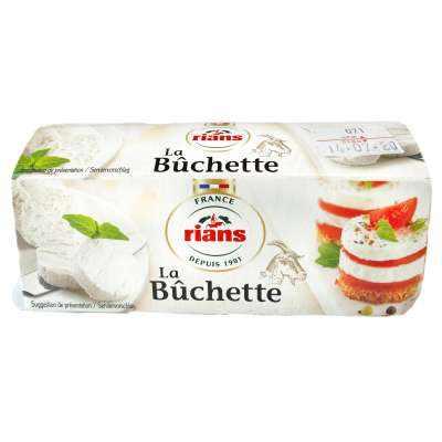 Rians La Buchette/ log goat cheese