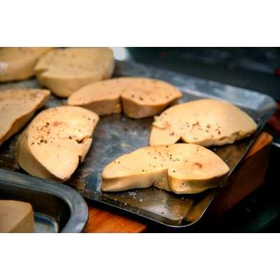 Rougie Foie Gras (Raw-Hand Cut Slices)