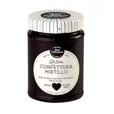 Cascina San Cassiano Blueberry Extra Preserve