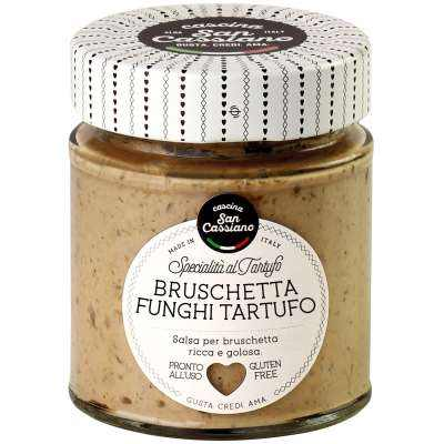 Cascina San Cassiano Truffle and Mushrooms Pesto