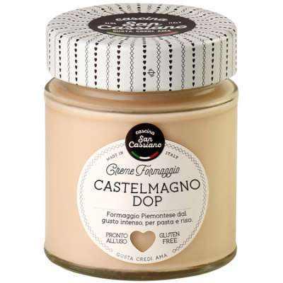 Cascina San Cassiano Cream Cheese Castelmagno DOP
