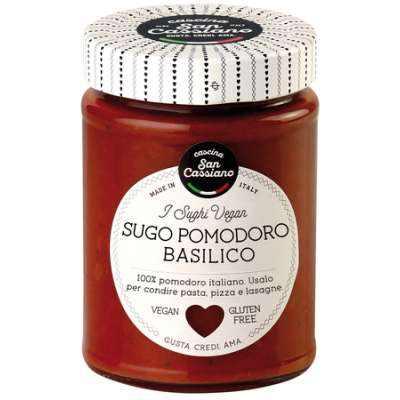 Cascina San Cassiano Tomato and Basil Sauce