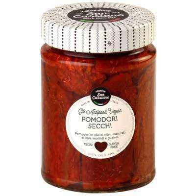 Cascina San Cassiano Sun-Dried Tomato in Olive Oil