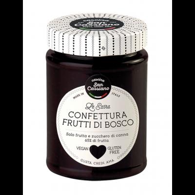 Cascina San Cassiano Mix Berries Extra Preserve
