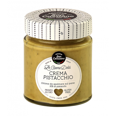 Cascina San Cassiano Pistachio Cream