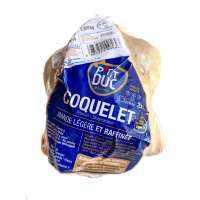 Savel P'tit Duc Coquelet / White Spring Chicken