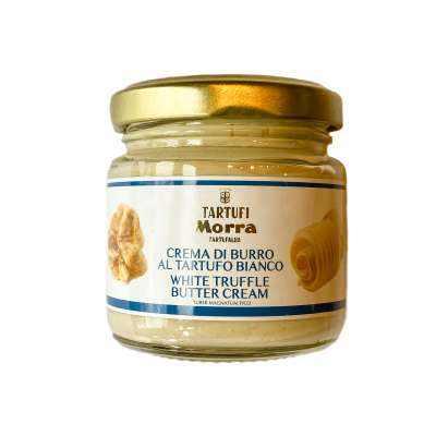 Tartufi Morra White Truffles Butter Cream