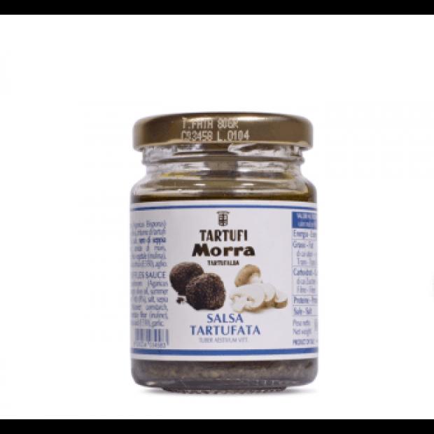 Tartufi Morra Black Truffle Sauce