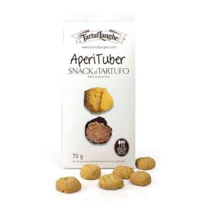 Tartuflanghe Aperituber Savoury Truffle snack