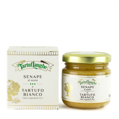 Tartuflanghe Honey Mustard with White Truffle