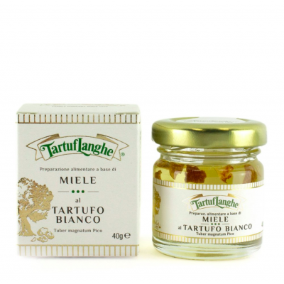 Tartuflanghe White Truffle Honey