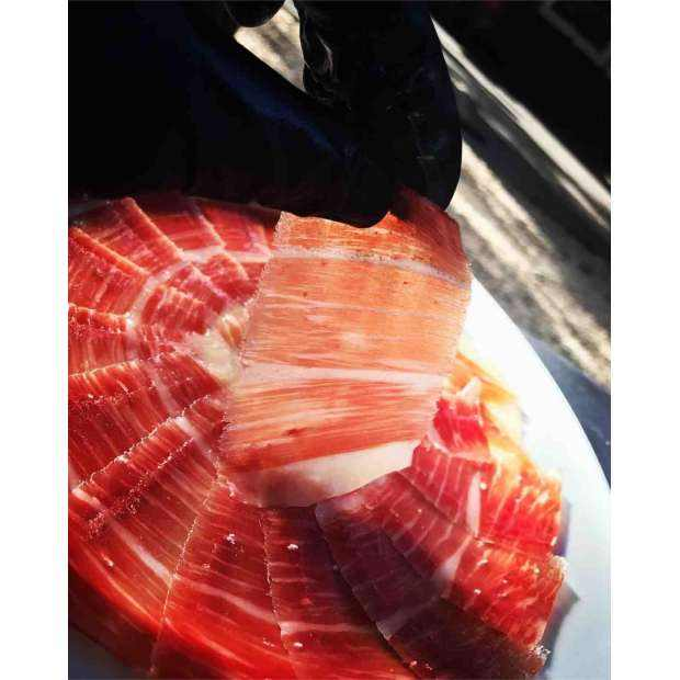 Torreon 100% Iberico Bellota Jamon