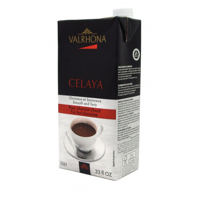 Valrhona Celaya Chocolate Drink