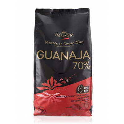 Valrhona Guanaja 70% Dark Chocolate Feves