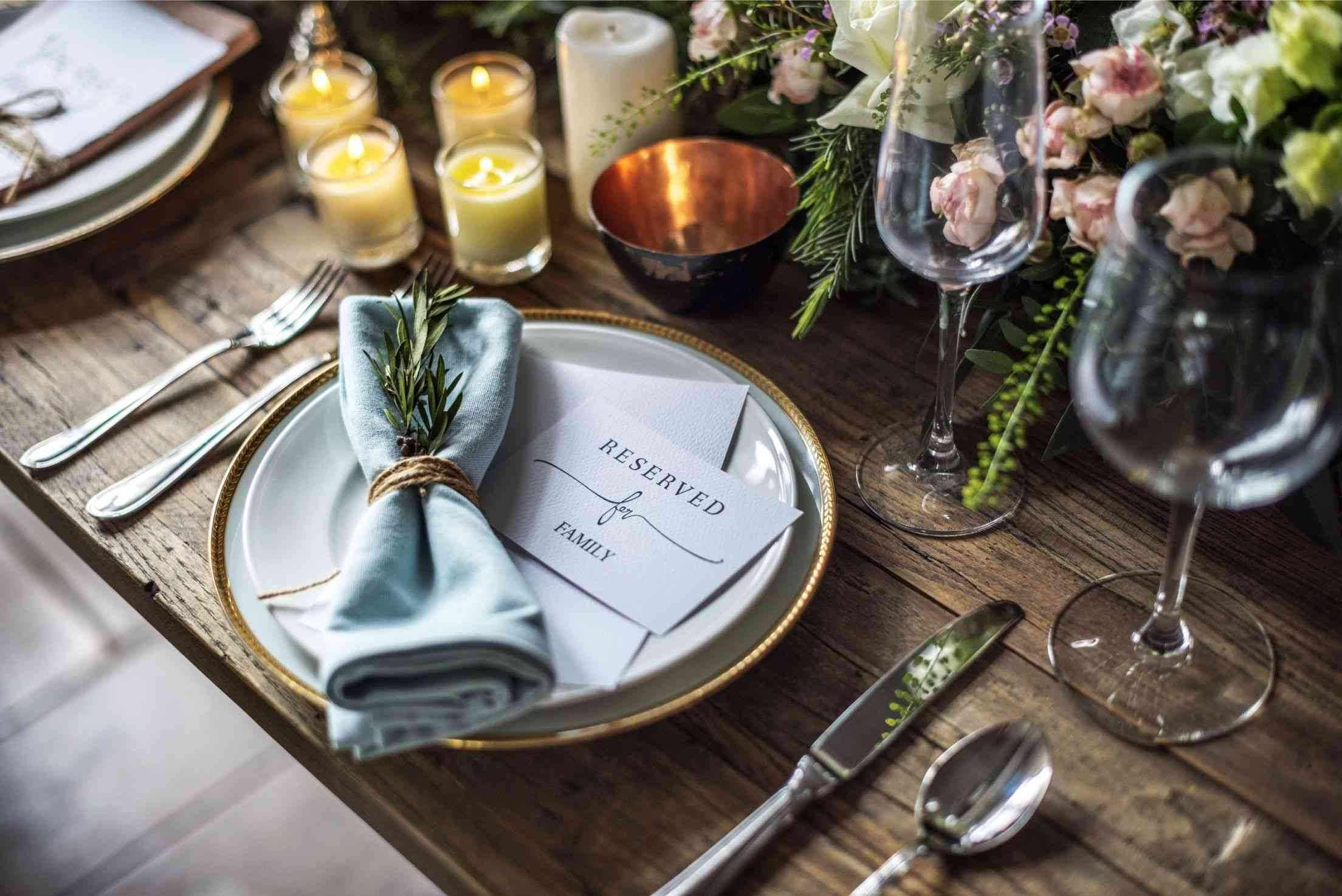 Fine Dining: Why The Home Experience Is Better Than A Restaurant