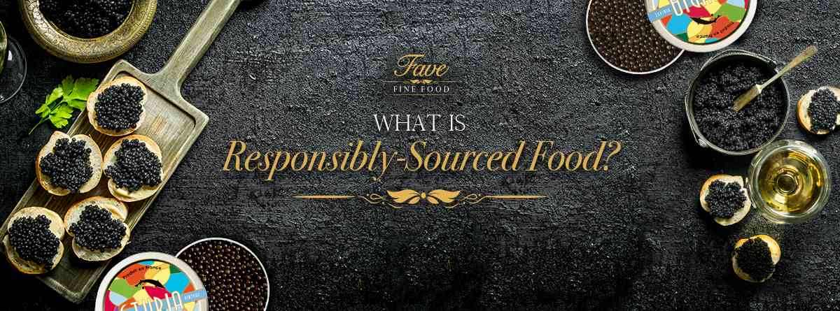 What is Responsibly-sourced Food?